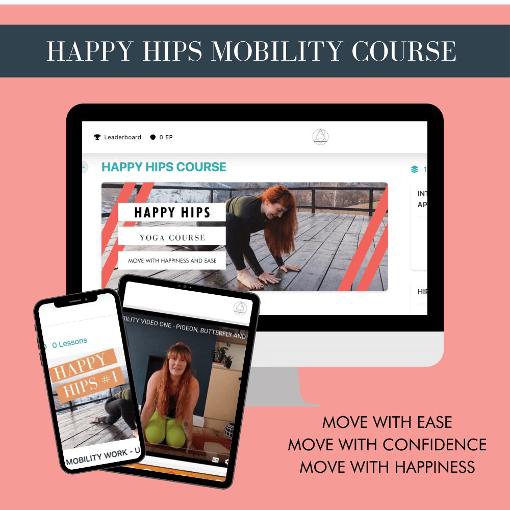 HAPPY HIPS MOBILITY COURSE 1